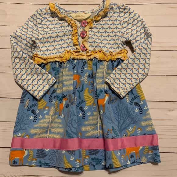 Matilda Jane Other - Matilda Jane Long Sleeve Dress